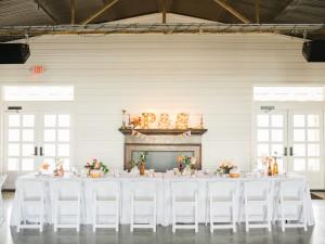 Wedding Reception Decor - An Intimate Wedding Full of Rustic Vintage Elegance