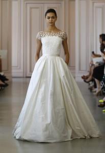 Vintage Wedding Dress - Oscar De La Renta Wedding Dress