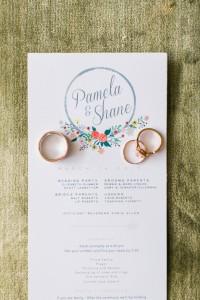Wedding Stationery - An Intimate Wedding Full of Rustic Vintage Elegance