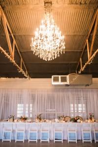Wedding Reception Lighting - An Intimate Wedding Full of Rustic Vintage Elegance