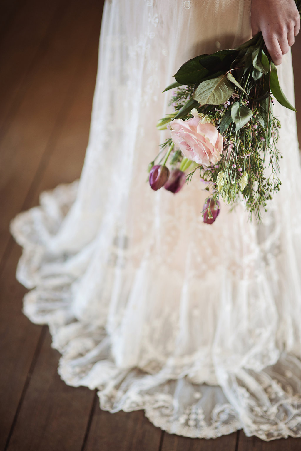 A Joy Forever - Beautiful Bridal Inspiration with Edwardian Era Wedding Dresses