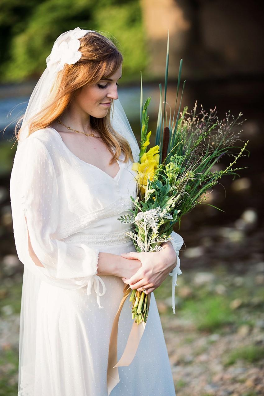 A Dreamy 'A River Runs Through It' Inspired Wedding Shoot