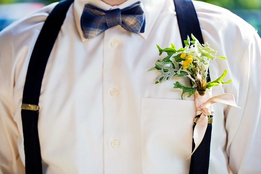 Vintage Groom - A Dreamy 'A River Runs Through It' Inspired Wedding Shoot