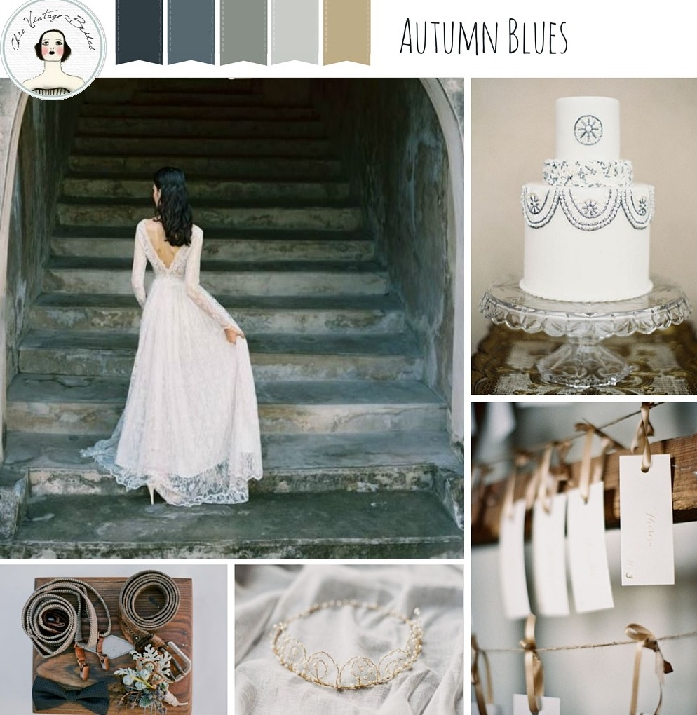 http://chicvintagebrides.com/wp-content/uploads/2015/10/Autumn-Blues-Wedding-Inspiration-Board-e1445400142704.jpg