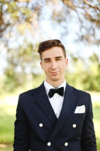 Double Breasted Jacket - 20 Stylish Grooms & Groomsmen Looks for a 1950s Wedding