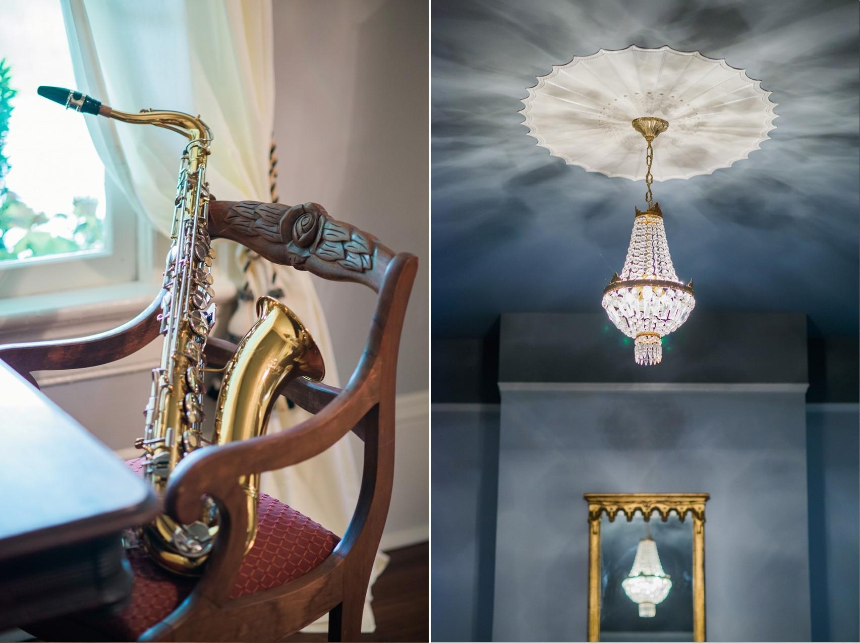 Art Deco Wedding - Stylish Jazz Age Wedding inspiration Full of Decadence