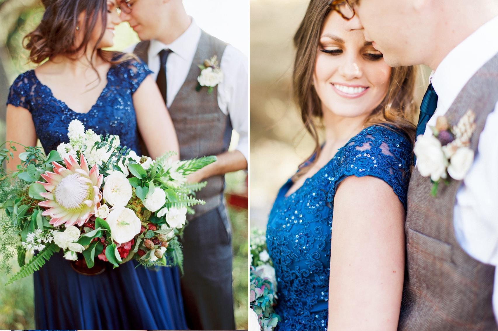 Pretty Autumn Wedding Ideas