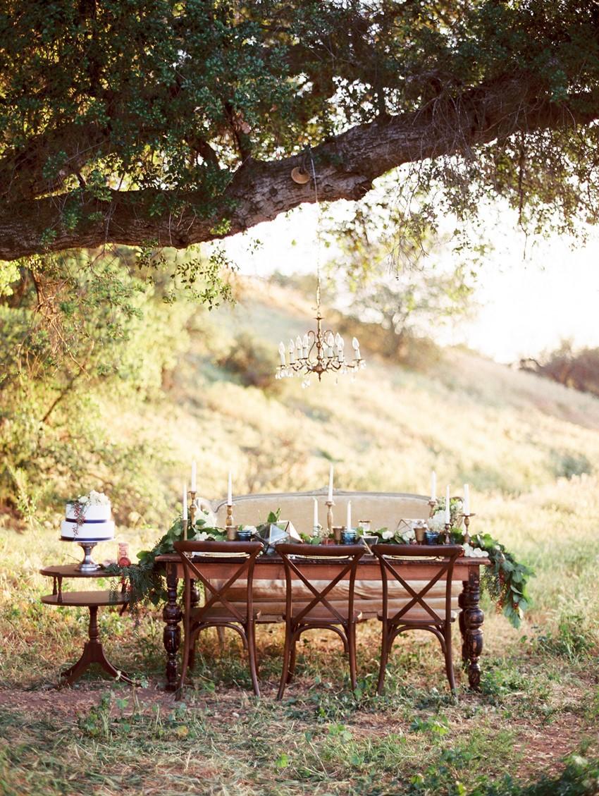 Outdoor Autumn Wedding Ideas