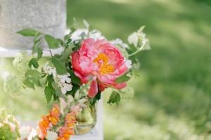 Wedding Flowers - An Enchanting Early Summer Garden Wedding