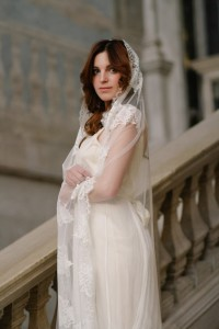 The Most Romantic Bridal Shoot in a Venetian Palace