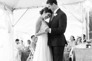First Dance - An Enchanting Early Summer Garden Wedding