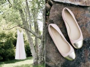 Bridal Flats - An Enchanting Early Summer Garden Wedding