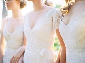 Karen Willis Holmes Exquisite 2016 Bridal Collection 'Wild Hearts'