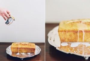 DIY Delicious Lemon & Lavender Pound Cake