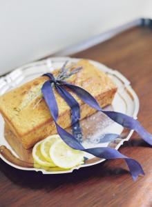 Lavender Pound Cake Recipe