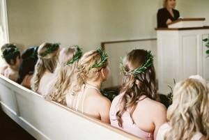 Bridesmaids - A Vintage Americana Wedding