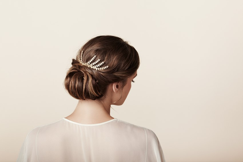 The Beautiful New Collection of Bridal Hair Accessories & Jewelry from Elizabeth Bower