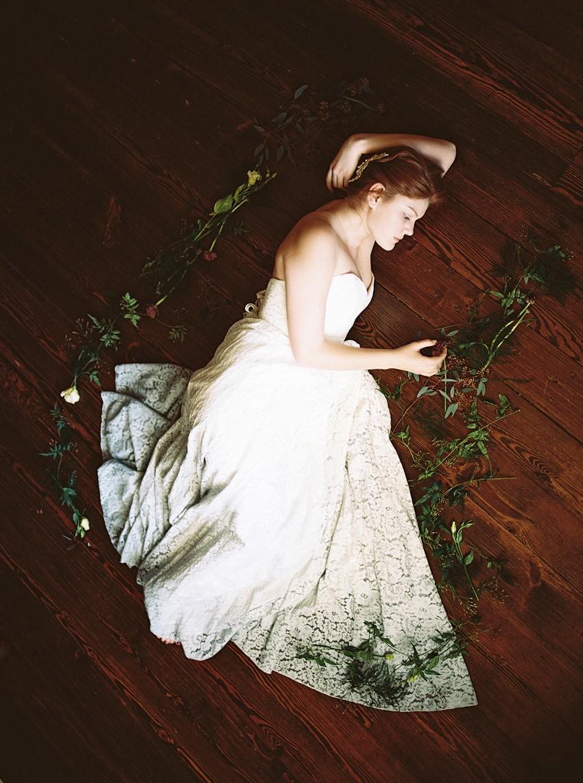 Modern Vintage Bride - A Love Poem Brought To Life