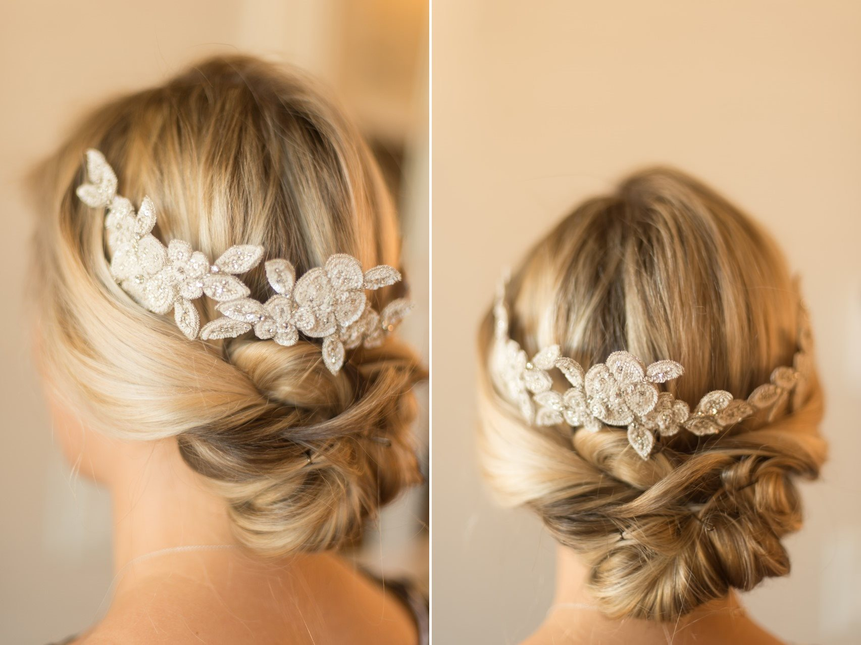 Bridal Hair Accessories From Emmy London Chic Vintage