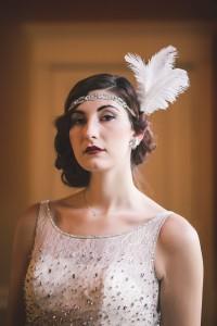 Art Deco Bride - Glamorous Art Deco Wedding Inspiration