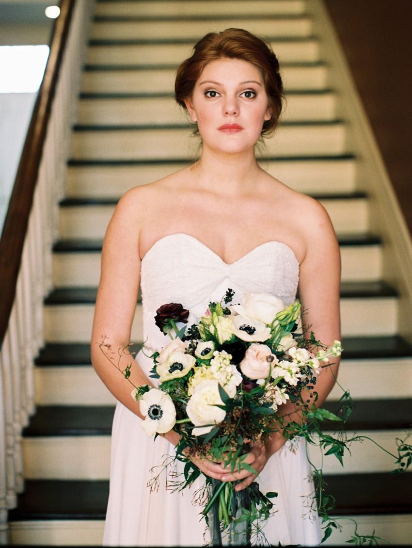 Modern Vintage Bride - Fine Art Wedding Inspiration