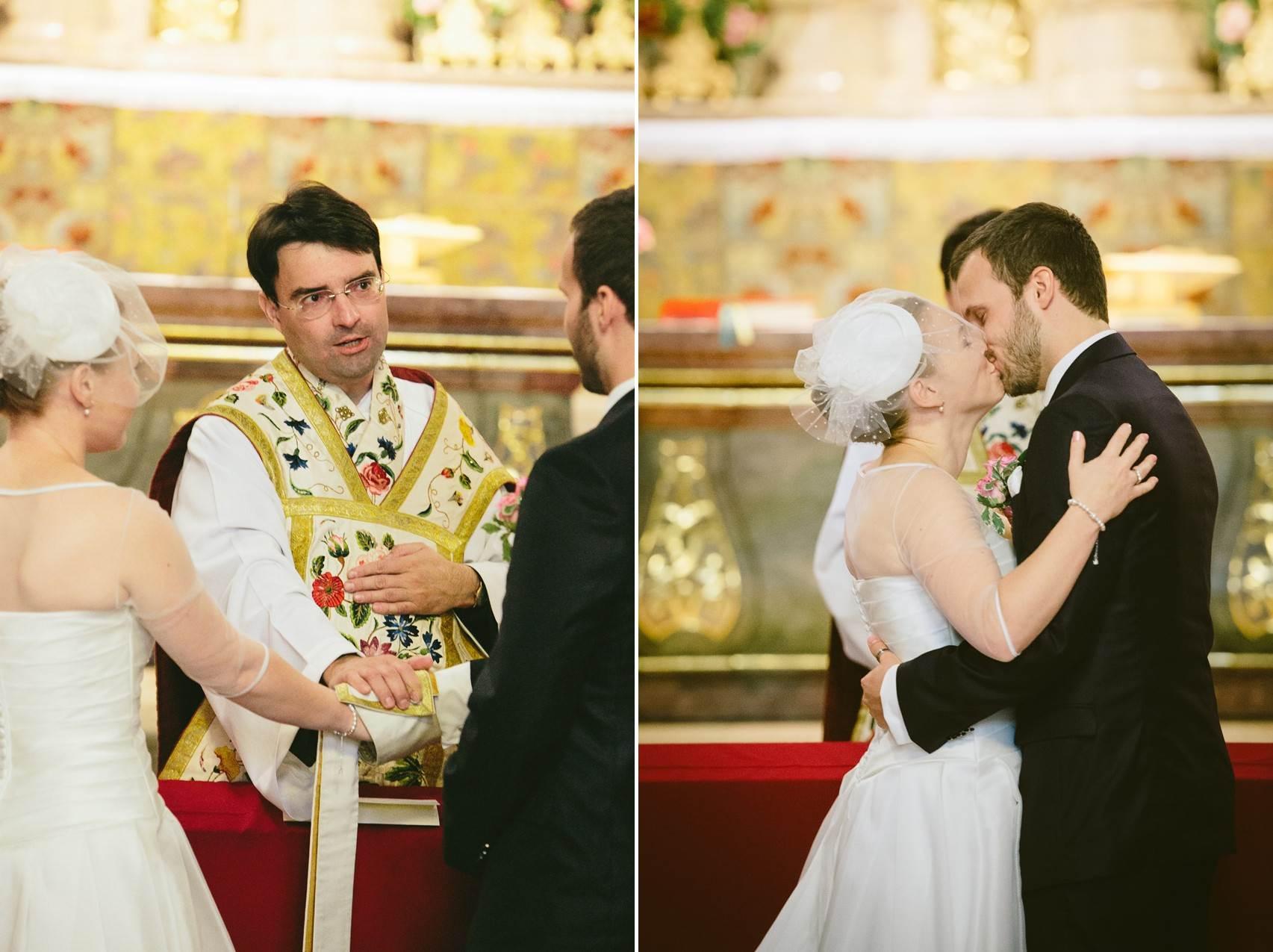 a city chic 1950s inspired wedding in vienna chic vintage brides