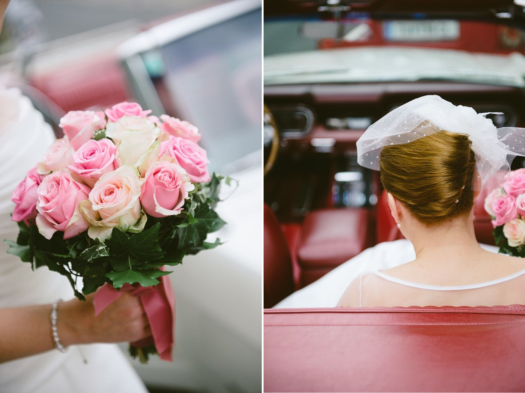 1950s Inspired Bride - A Sweet 1950s Inspired Wedding in Vienna