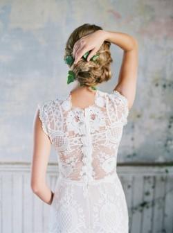 Claire Pettibone Cheyenne Wedding Dress