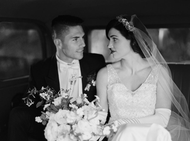 Downton Abbey Wedding Inspiration