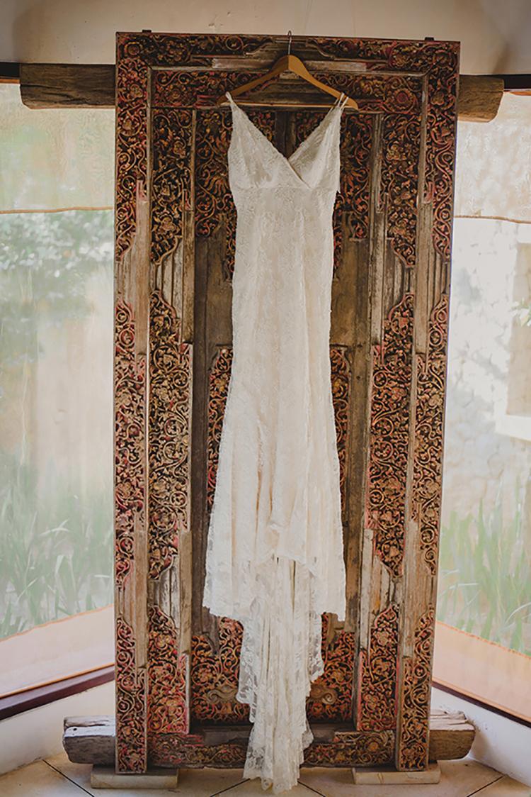 Destination Lace Wedding Dress