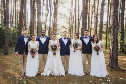 Great Bridal Party Portrait Ideas