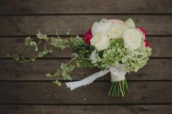 Bali Destination Wedding Bridal Bouquet