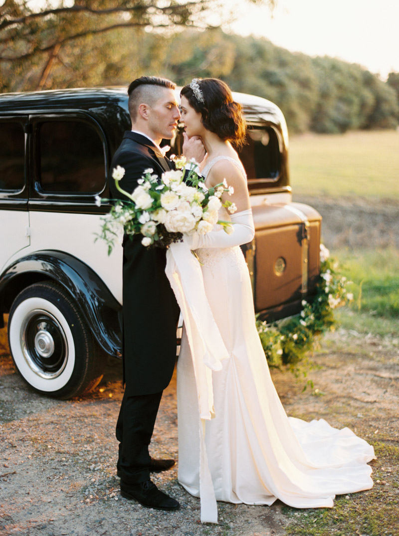 Romantic Art Deco Wedding Ideas
