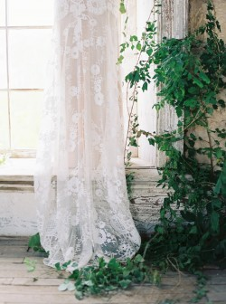 2016 Lace Wedding Dress from Claire Pettibone