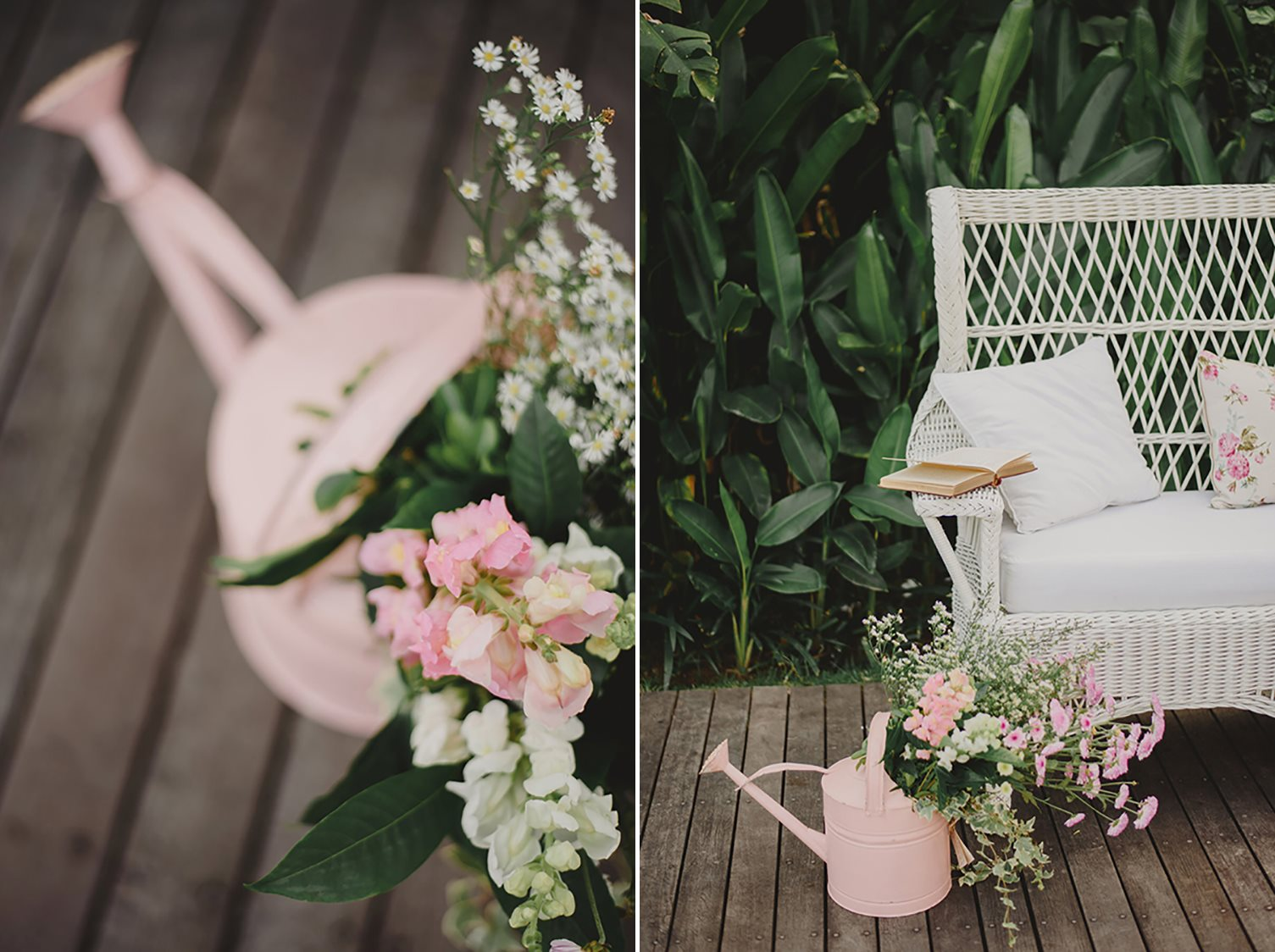 Bali Destination Wedding Decor