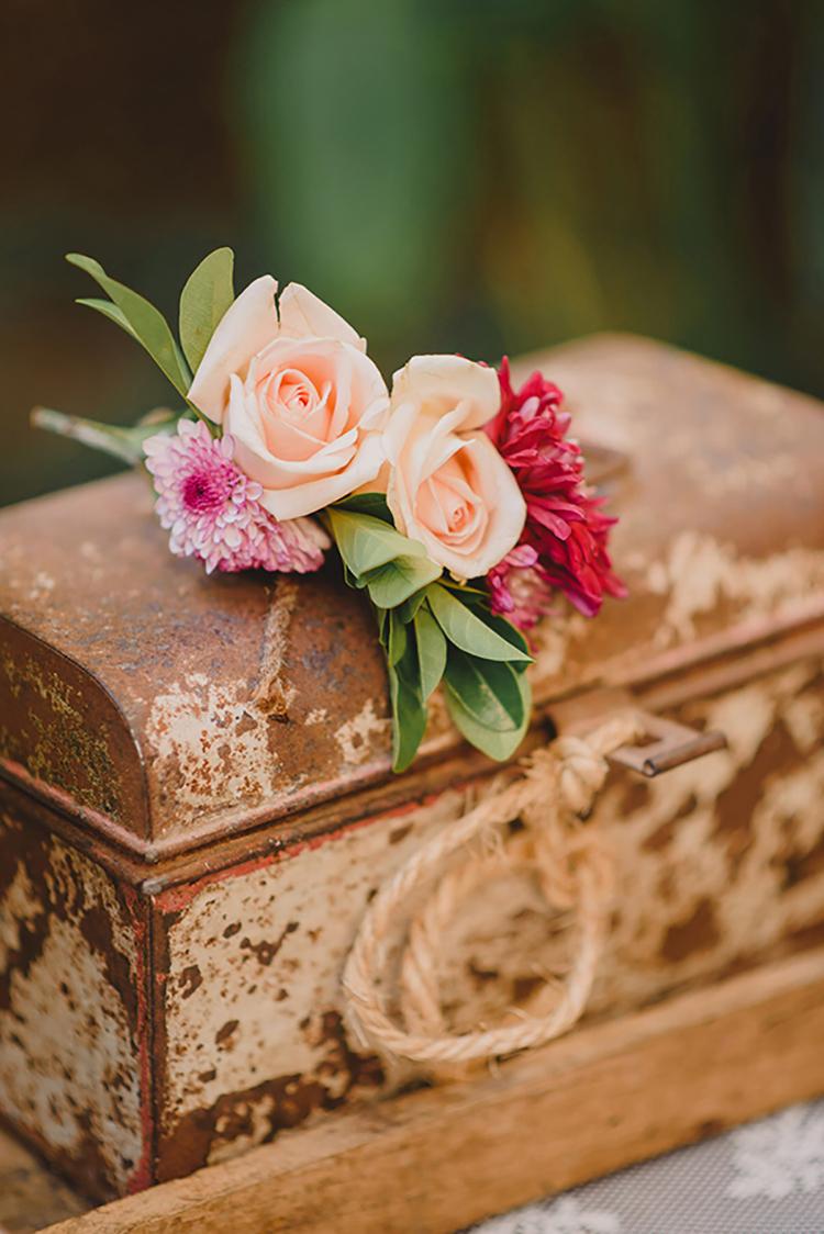 Bali Destination Wedding Flowers