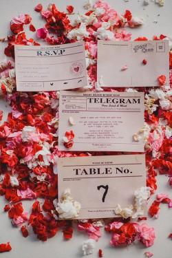 Destination Wedding Stationery