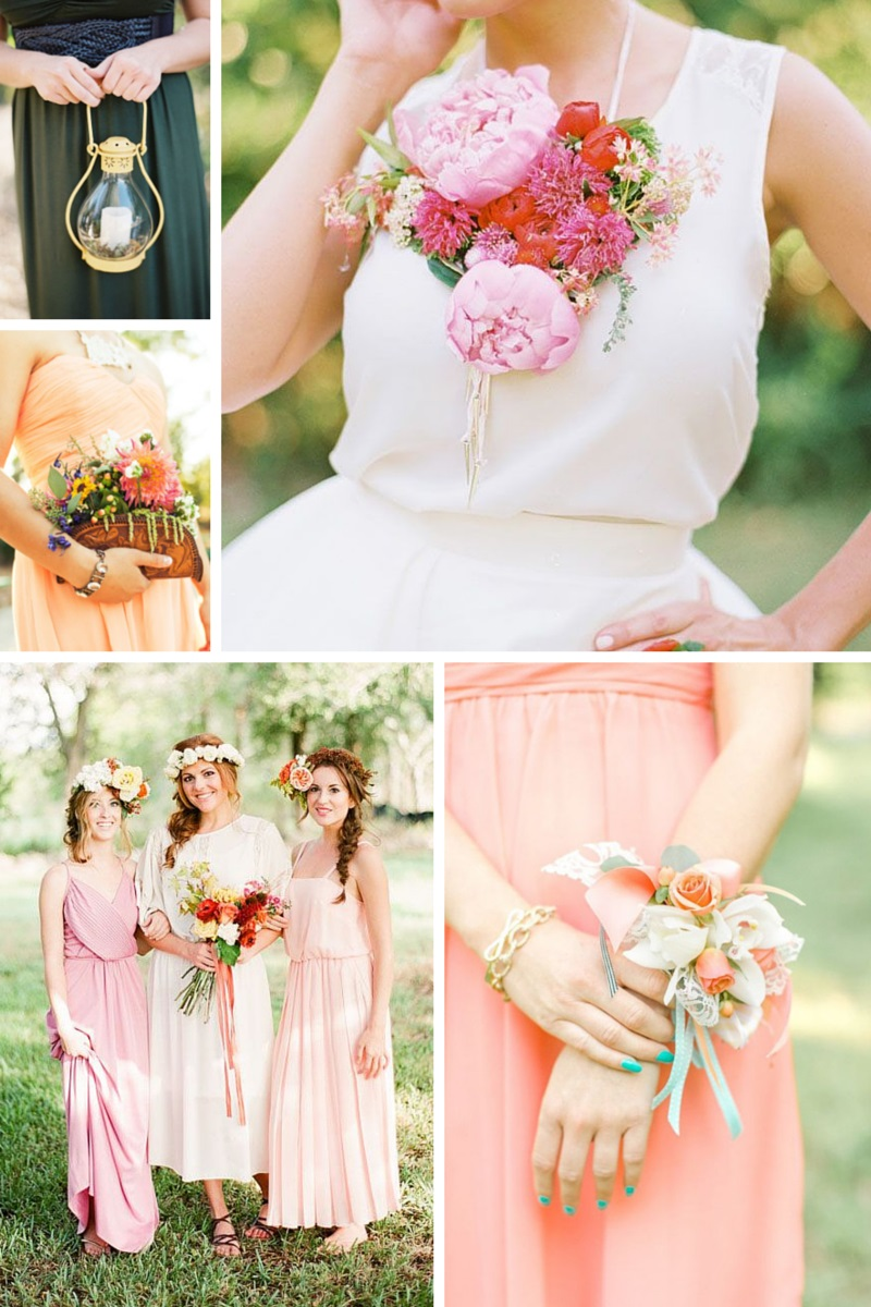 The top wedding posts of chic vintage brides