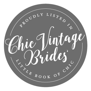 Listed in Chic Vintage Brides' Little Book of Chic