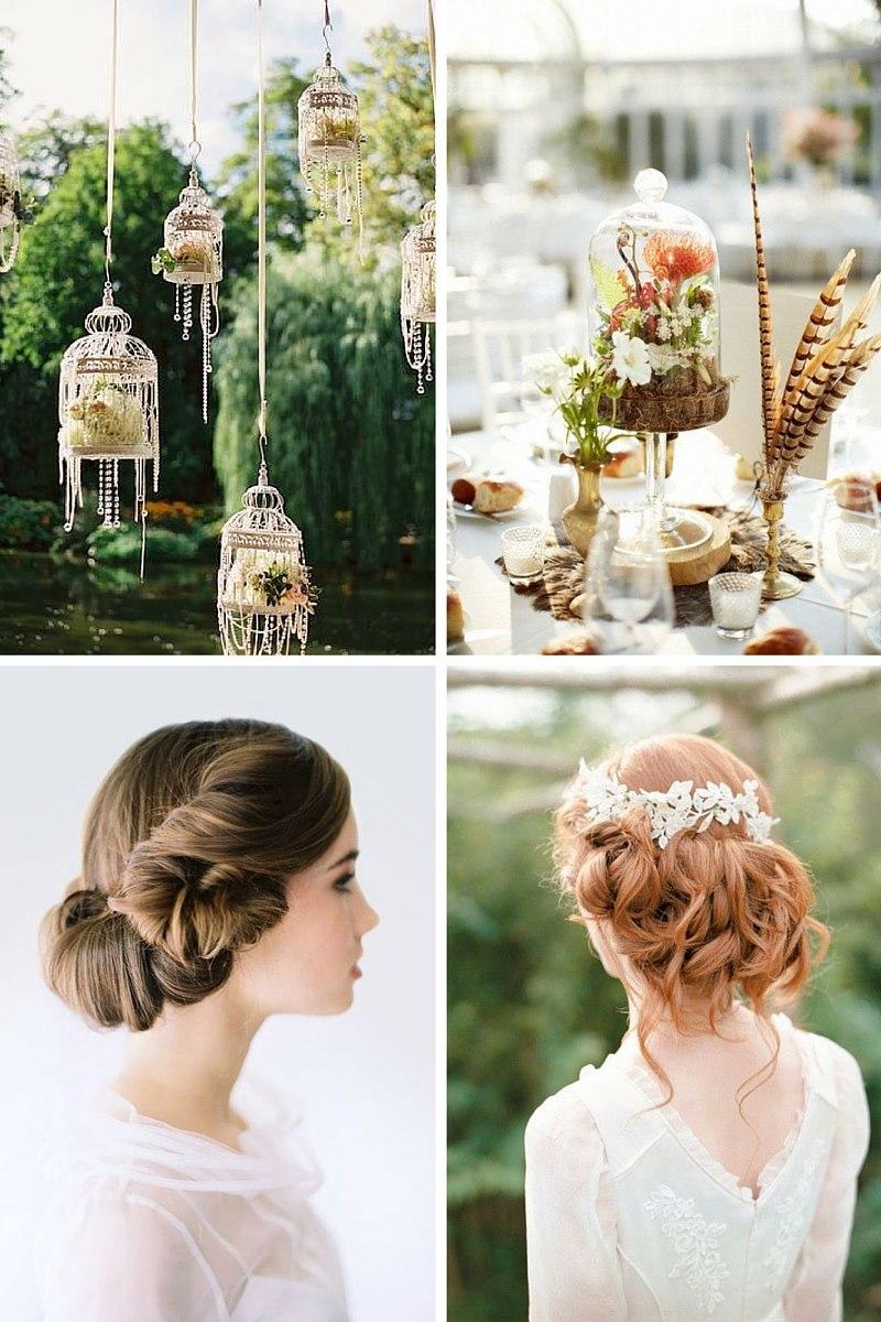 Top Wedding Trends - Victoriana