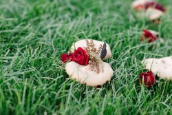 Valentines Day Wedding Decor