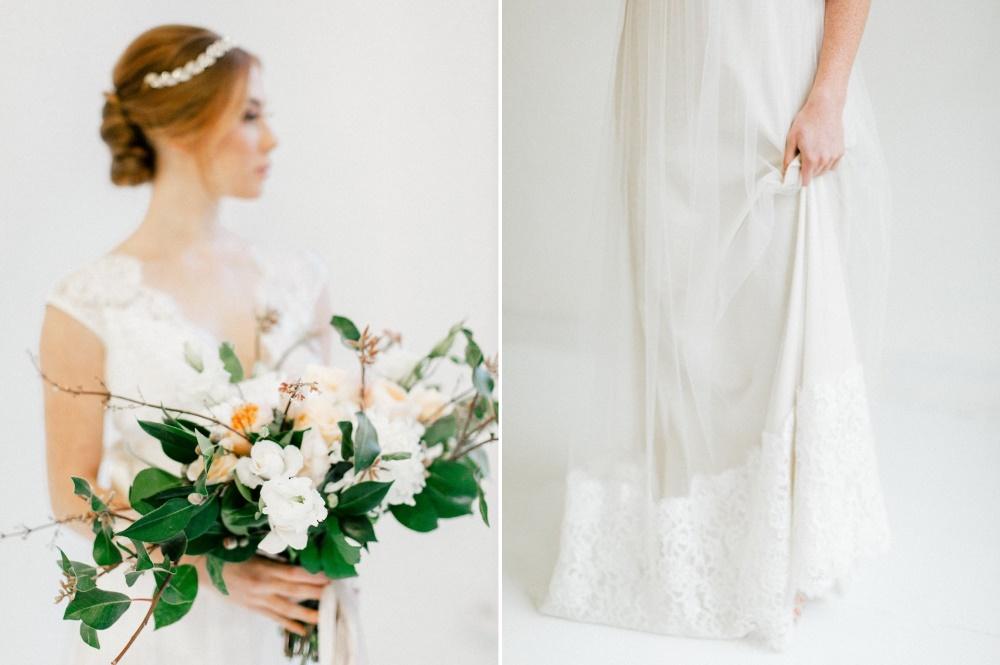 Jane Austen Inspired Bride