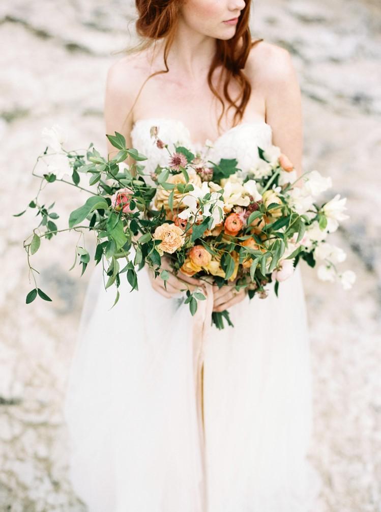 Beach Bridal Bouquet