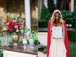 Valentines Wedding Decor