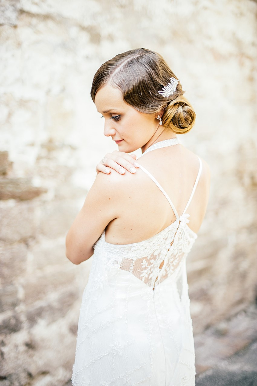 Art Deco Inspired Bride