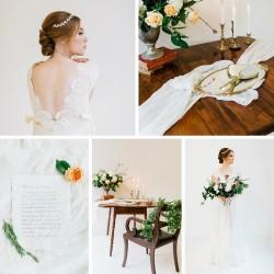 An Exquisite Jane Austen Inspired Bridal Shoot