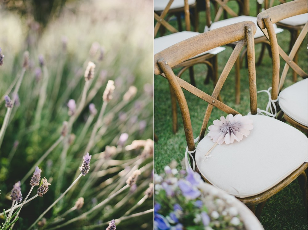 Summer Wedding Ceremony Decor // Photography by Onelove Photography http://www.onelove-photo.com