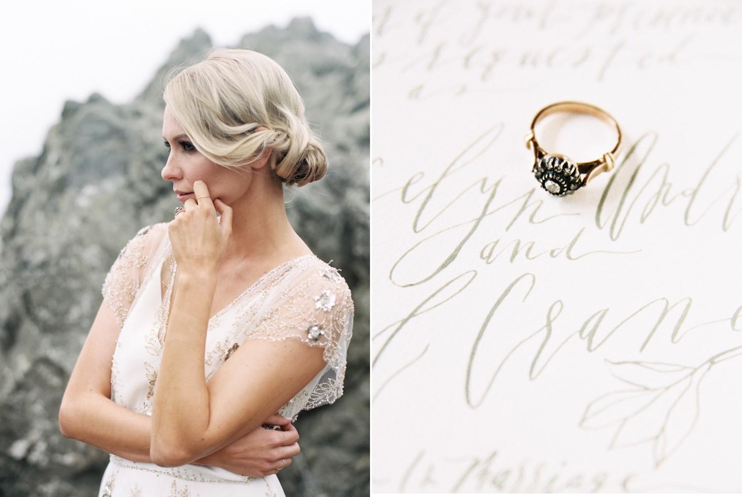 Vintage Engagement Ring // Photography by Taralynn Lawton http://taralynnlawton.com