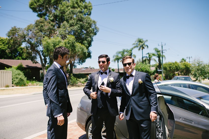 Groom & Groomsmen Photography by Claire Morgan