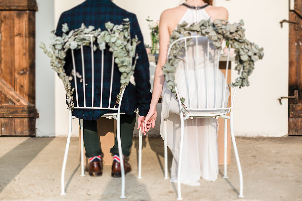 Vintage Boho Wedding Reception // Photography ~ Lisa Digliglio
